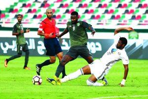 اهداف مباراة الجزيرة والامارات اليوم 24-11-2017 وملخص نتيجة لقاء دوري الخليج العربي الإماراتي
