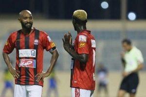 اهداف مباراة الرائد وأحد اليوم 23-11-2017 وملخص نتيجة لقاء الدوري السعودي