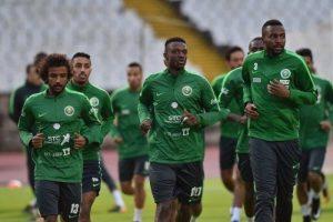 اهدافمباراة السعودية وبلغاريا اليوم 13-11-2017وملخص نتيجة لقاء الأخضر فيمباراة دولية ودية