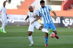نتيجة مباراة العين ودبا الفجيرة اليوم 23-11-2017 وملخص لقاء دوري الخليج العربي الاماراتي