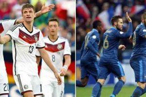 اهدافمباراة المانيا وفرنسا اليوم 14-11-2017 وملخص نتيجةمباراة ودية دولية