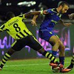اهداف مباراة النصر والاتحاد اليوم 23-11-2017 وملخص نتيجة لقاء الدوري السعودي