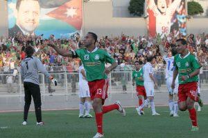 اهداف مباراة الوحدات واليرموك اليوم 23-11-2017 وملخص نتيجة لقاء دوري المناصير الاردني