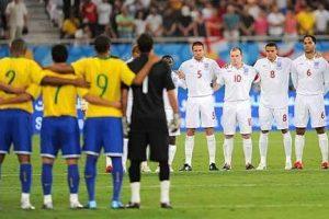 نتيجةمباراة انجلترا والبرازيل اليوم 14-11-2017وملخص نتيجة مباراة دولية