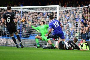 اهداف مباراة تشيلسي ووست بروميتشاليوم 18-11-2017 وملخص نتيجة لقاءالدوري الانجليزي