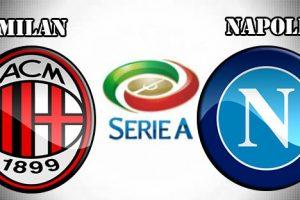 اهداف مباراة ميلان ونابولي بث مباشر اليوم 18-11-2017 وملخص نتيجة لقاء الدوري الايطالي