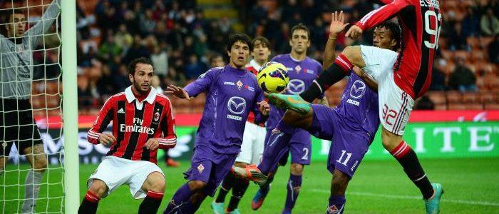 اهداف مباراة ميلان وفيورنتينا اليوم السبت 30 ديسمبر كانون الأول 30-12-2017 وملخص نتيجة لقاء الدوري الايطالي