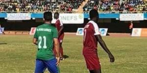 مباراة مصر المقاصة وجينيرتشن فوت