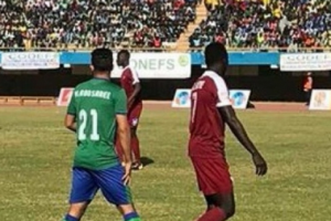 نتيجة مباراة مصر المقاصة وجينيرتشن فوت اليوم الاربعاء 21 فبراير شباط وملخص لقاء دوري ابطال افريقيا 21-2-2018