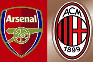 اهداف مباراة ارسنال وميلان اليوم الخميس 8 مارس 2018 وملخص نتيجة لقاء الدوري الاوروبي 8-3-2018