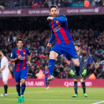 اهداف مباراة برشلونة واشبيلية اليوم السبت 21 ابريل 2018 وملخص نتيجة لقاء كأس ملك أسبانيا 21-4-2018
