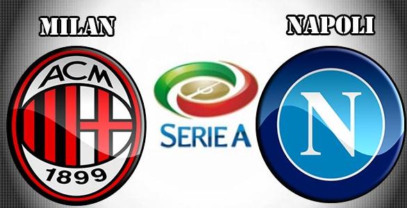 نتيجة مباراة ميلان ونابولي اليوم الاحد 15 ابريل 2018 وملخص لقاء الدوري الايطالي 15-4-2018