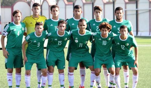 نتيجة مباراة الجزائر وغانا اليوم الجمعة 11 مايو 2018 وملخص لقاء تصفيات كأس أفريقيا للشباب تحت 20 سنة 11-5-2018