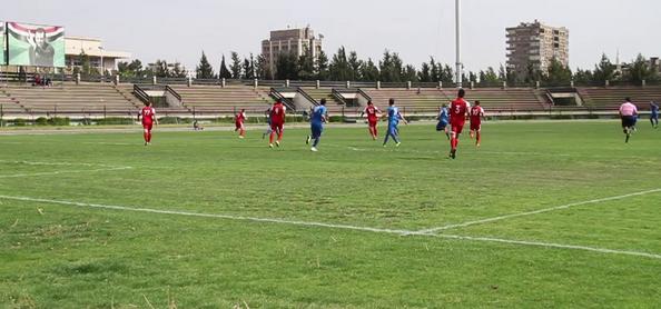 اهداف مباراة الجيش وحطين اليوم الاربعاء 16 مايو 2018 وملخص نتيجة لقاء الدوري السوري 16-5-2018
