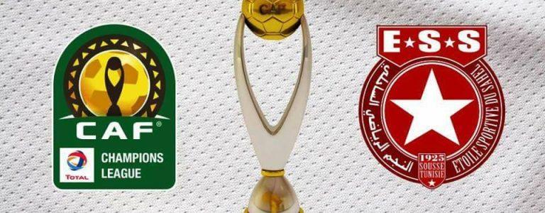 اهداف مباراة النجم الساحلي وزيسكو يونايتد اليوم الاربعاء 16 مايو 2018 وملخص نتيجة لقاء دوري ابطال افريقيا 16-5-2018