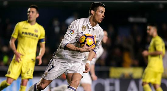 اهداف مباراة ريال مدريد وفياريال اليوم السبت 19 مايو 2018 وملخص نتيجة لقاء الدوري الاسباني 19-5-2018