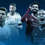اهداف مباراة ريال مدريد وليفربول اليوم السبت 26 مايو 2018 وملخص نتيجة لقاء دوري ابطال اوروبا 26-5-2018