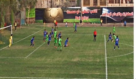 اهداف مباراة الشرطة والنجف اليوم الجمعة 8 يونيو 2018 وملخص نتيجة لقاء الدوري العراقي 8-6-2018