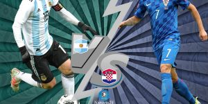 موعد مباراة الارجنتين وكرواتيا