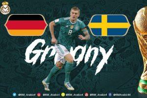 موعد مباراة المانيا والسويد اليوم والقنوات الناقلة لمواجهة المانشافات المهمة في كأس العالم مجانا وبدون تشفير