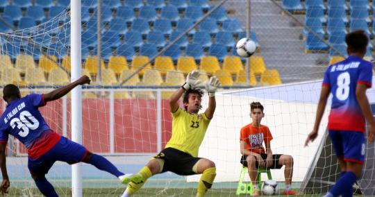 اهداف مباراة الديوانية وزاخو اليوم الاثنين 17 يوليو 2018 وملخص نتيجة لقاء الدوري العراقي 17-7-2018