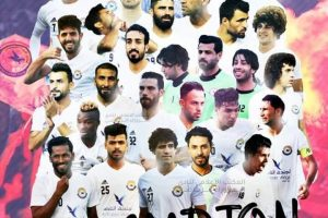 اهداف مباراة الزوراء ونفط ميسان اليوم السبت 14 يوليو 2018 وملخص نتيجة لقاء الدوري العراقي 14-7-2018