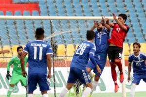 اهداف مباراة الميناء والصناعات الكهربائية اليوم الاثنين 17 يوليو 2018 وملخص نتيجة لقاء الدوري العراقي 17-7-2018