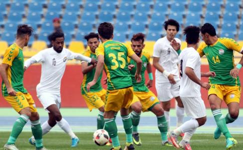 نتيجة مباراة الصناعات الكهربائية ونفط الوسط اليوم الجمعة 12 يوليو 2018 وملخص لقاء الدوري العراقي 12-7-2018