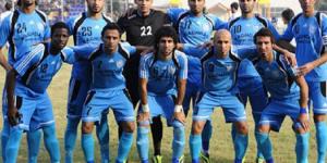 مباراة الطلبة وامانة بغداد