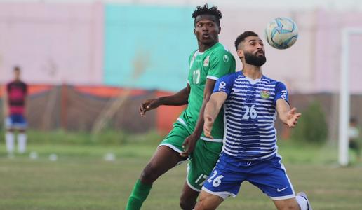اهداف مباراة كربلاء والحدود اليوم الجمعة 12 يوليو 2018 وملخص نتيجة لقاء الدوري العراقي 12-7-2018