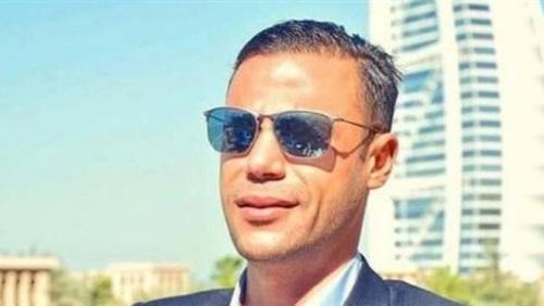 محمد إمام في مدينة الإنتاج الإعلامي من أجل هوجان