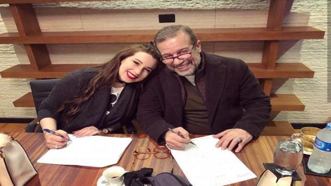 أسما شريف منير تُشارك في الفيل الأزرق 2 بطولة كريم عبدالعزيز