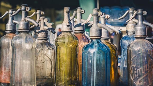 تفسير حلم الزجاجة في المنام