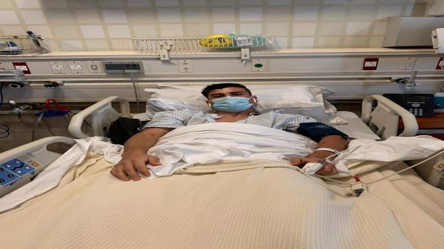 نادي التعاون يعلن عن خضوع نجمه حمدان الرويلي لجراحة ناجحة