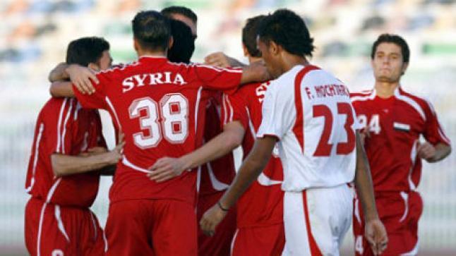 اهداف مباراة سوريا وقطر اليوم 31-08-2017وملخص نتيجة لقاء نسور قاسيون في تصفيات كأس العالم