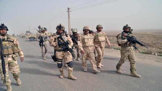 أخبار العراق اليوم : القوات العراقية تتقدم نحو غرب الموصل وتوقعات بمعارك شرسة مع إنطلاق المرحلة الثالثة من إستعادة غرب المدينة