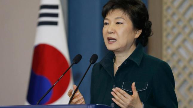 تصريح من رئيسة كوريا : سأدعم التحقيقات