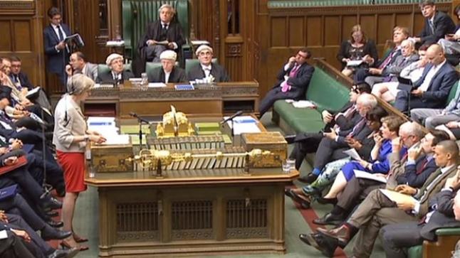 تريزا ماي : تجديد البرنامج النووي البريطاني هو الضمانة الأكيدة لأمن البلاد