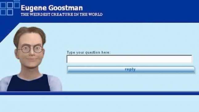 يوجين غوستمان : حاسوب يتحدث كالبشر لأول مرة