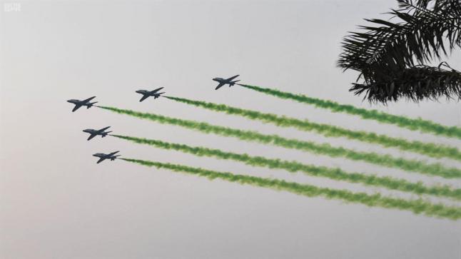 الهيئة العامة للترفيه تعلن عروض واحتفالات اليوم الوطني السعودي