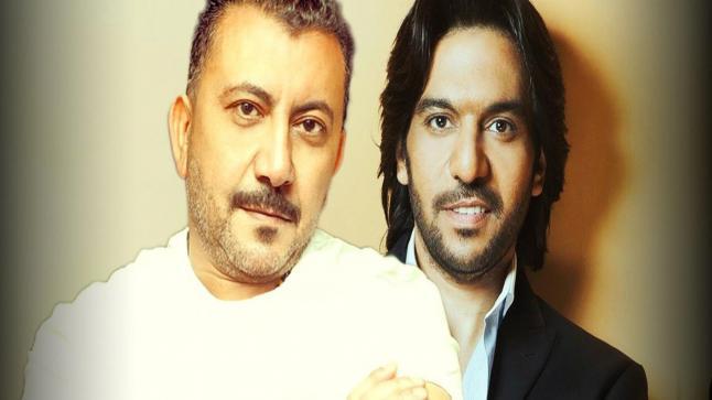 """""""سيجارة"""" تشعل خلافا جديدا بين بهاء سلطان ونصر محروس"""