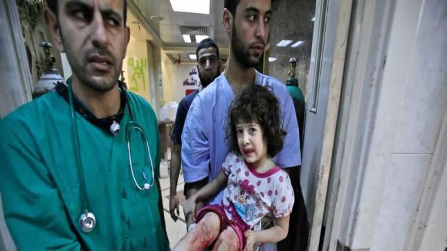 أطباء حلب يراسلون أوباما من أجل وقف قصف المنشآت الطبية
