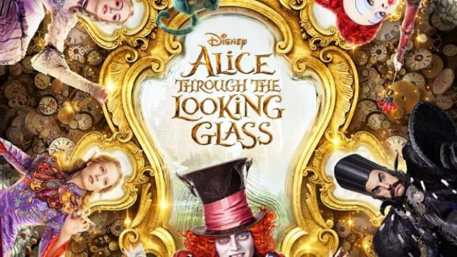 """ما السَبب وراء إخفاق فيلم """" alice through the looking glass """" ؟"""