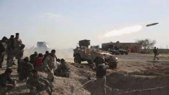 غارة جوية تسفر عن مقتل العشرات من الموالين لتنظيم الدولة الإسلامية في محافظة الأنبار