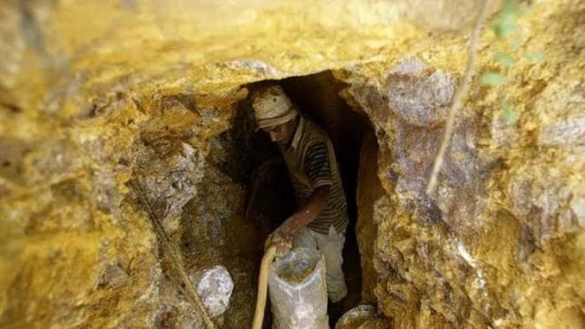 50 عامل ضحايا انهيار في منجم ذهب بالكونغو الديمقراطي
