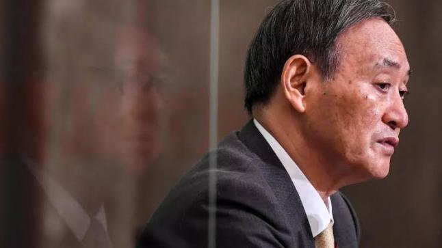 الحزب الحاكم الياباني يختار يوشيهيدي سوغا رئيساً جديداً له