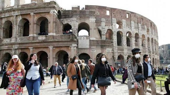 خبراء الأقتصاد الايطالية يتوقعون انكماش بنسبة 9% خلال العام الجاري بسبب تداعيات كورونا