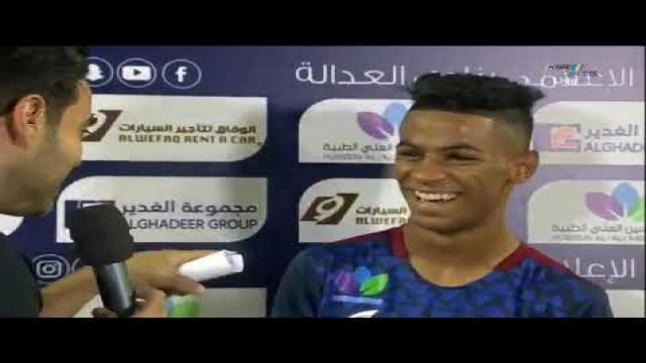 حسين العيسى الى نادي الوحدة السعودي لمدة خمس سنوات